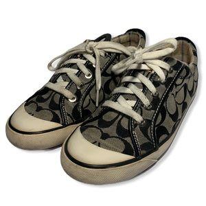 Coach Tennis Shoes Size 6.5